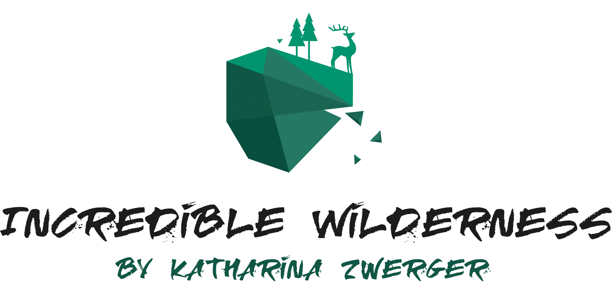 Incredible Wilderness Logo by Katharina Zwerger